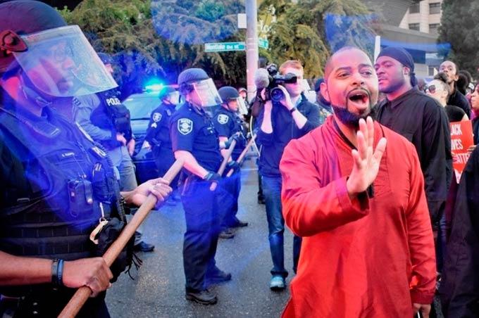 Police Reform – Washington