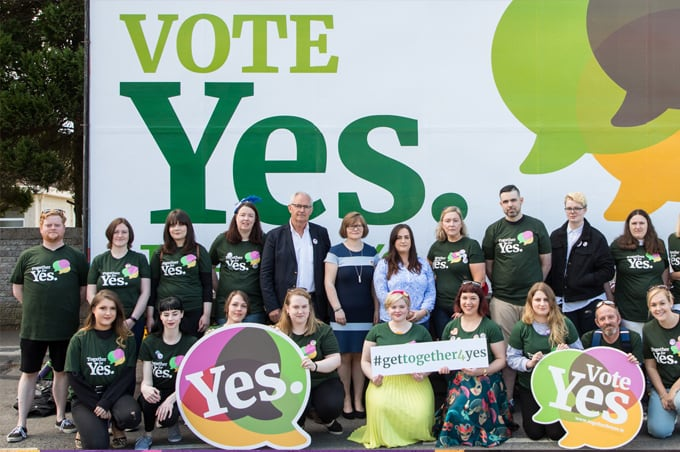 Together For Yes – Ireland